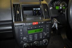 Landrover Freelander 2011 DAB upgrade ezidab 005