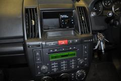 Landrover Freelander 2011 DAB upgrade ezidab 006