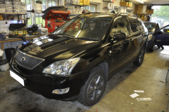 Lexus RX300 2004 EziDAB upgrade 001