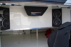 MAN 2006 Horse Box Audio Upgrade 009