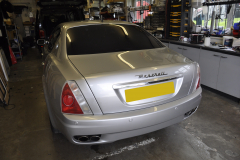 Maserati Quattroporte 2006 bluetooth upgrade 002