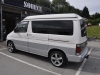 Mazda Bongo 1998 DVD roof screen upgrade 002