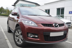 Mazda CX7 2007 stereo upgrade 001