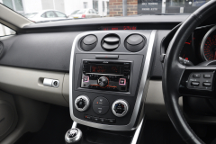 Mazda CX7 2007 stereo upgrade 004