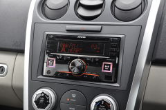 Mazda CX7 2007 stereo upgrade 005