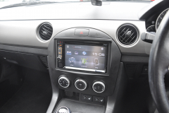 Mazda MX5 2010 DAB upgrade 005