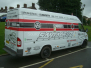 Mercedes Sprinter Steve Peat Project
