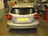 Mercedes A Class 2013 rear sensor upgrade 002