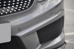Mercedes A Class 2016 front n rear sensors 003