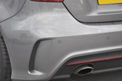 Mercedes A Class 2016 front n rear sensors 006