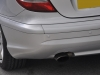 Mercedes C180 2005 rear parking sensors 004
