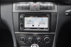 Mercedes C220 2006 navi upgrade 008