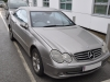 Mercedes CLK270 2008 DAB screen upgrade 001
