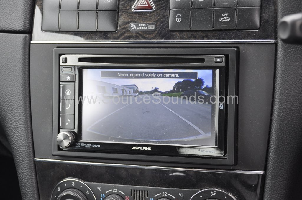 mercedes clk 320 2008 navigation upgrade source sounds. Black Bedroom Furniture Sets. Home Design Ideas