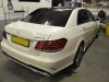 Mercedes E63 AMG reverse camera upgrade 002