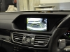 Mercedes E63 AMG reverse camera upgrade 007