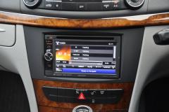 Mercedes E Class 2008 navigation upgrade 004