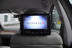 Mercedes E Class 2008 Rosen headrest monitor upgrade 003