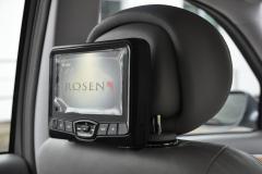 Mercedes E Class 2008 Rosen headrest monitor upgrade 007