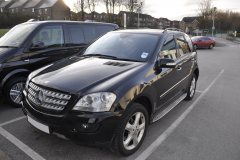 Mercedes ML 2006 navigation upgrade 001