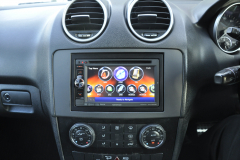 Mercedes ML 2006 navigation upgrade 002