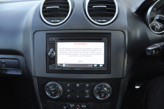 Mercedes ML 2006 navigation upgrade 003