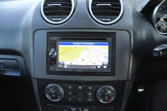 Mercedes ML 2006 navigation upgrade 004