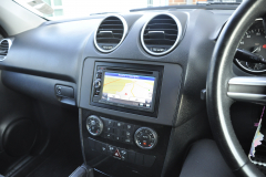 Mercedes ML 2006 navigation upgrade 005