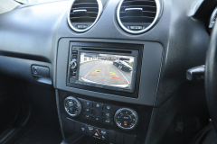 Mercedes ML 2006 navigation upgrade 007