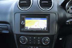 Mercedes ML 2006 reverse camera upgrade 008