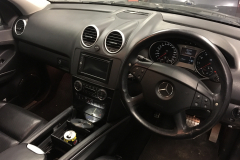 Mercedes ML AMG 2006 navigation upgrade 003