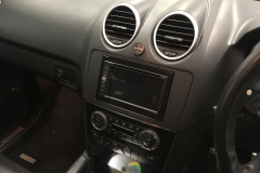 Mercedes ML AMG 2006 navigation upgrade 004