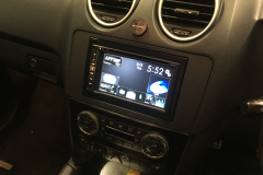 Mercedes ML AMG 2006 navigation upgrade 005