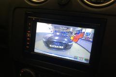 Mercedes ML AMG 2006 reverse camera 003