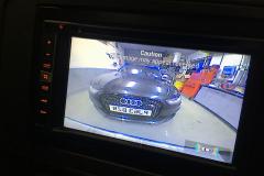 Mercedes ML AMG 2006 reverse camera 004