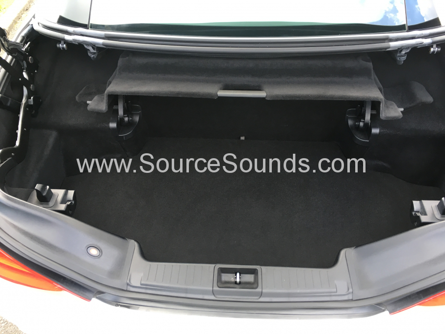 Mercedes SL500 2013 digital audio upgrade 008