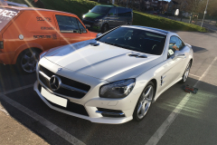 Mercedes SL500 2013 digital audio upgrade 001