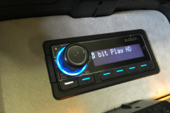 Mercedes SL500 2013 digital audio upgrade 013