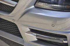 Mercedes SLK 2015 parkig sensors upgrade 003