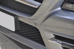 Mercedes SLK 2015 parkig sensors upgrade 004