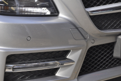 Mercedes SLK 2015 parkig sensors upgrade 005