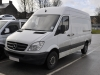 Mercedes Sprinter 2009 navigation upgrade 001