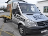 Mercedes Sprinter 2010 DAB upgrade 001