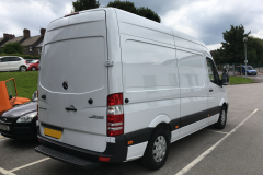 Mercedes Sprinter 2016 sortimo racking 002