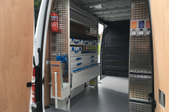 Mercedes Sprinter 2016 sortimo racking 005