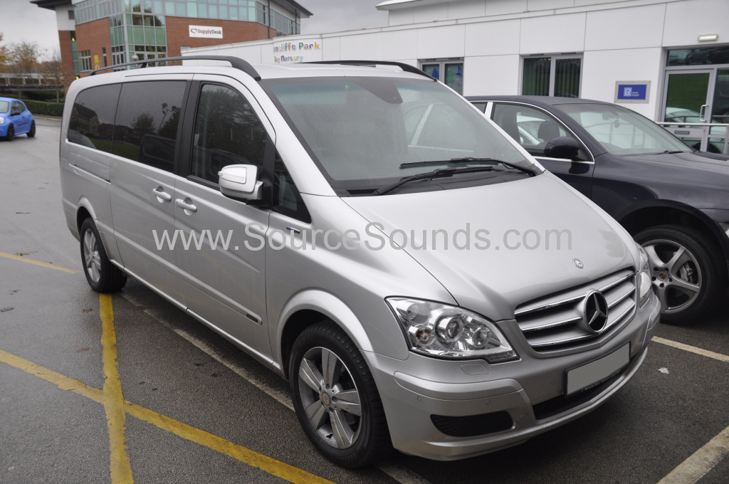 Mercedes Viano 2014 navi upgrade 001