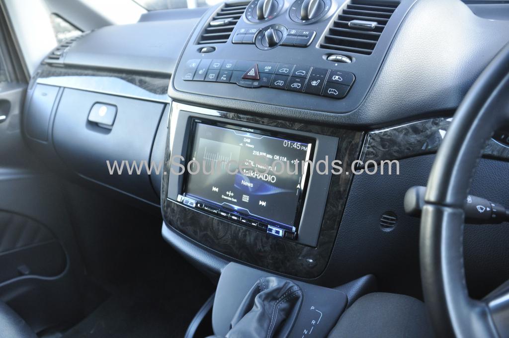 Mercedes Viano 2014 navi upgrade 003