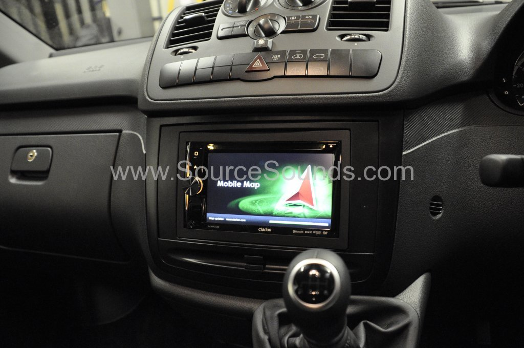 mercedes vito 2014 navigation upgrade source sounds. Black Bedroom Furniture Sets. Home Design Ideas