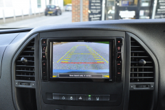 Mercedes Vito 2015 Digital TV upgrade 008