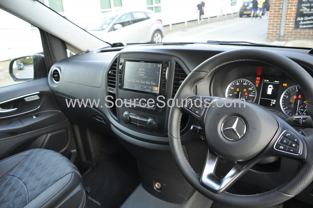 mercedes vito 2015 navigation upgrade source sounds. Black Bedroom Furniture Sets. Home Design Ideas